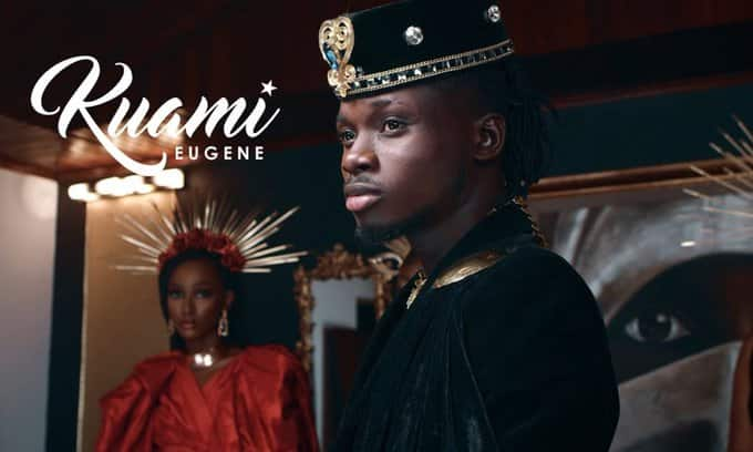 which tribe is kuami eugene?