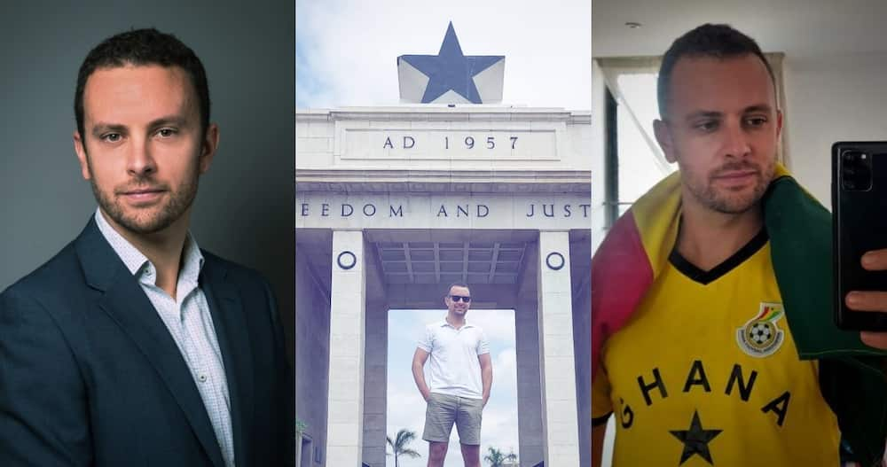 Jose Torres: Man from Spain says he Stayed Ghana for 1 year