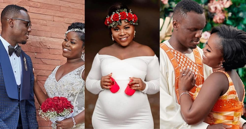 Dancehall Diva Kaakie, Welcomes Her First Child With Husband