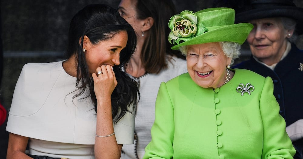 Meghan Markle Allegedly Got a Royal Masterclass From the Queen Herself