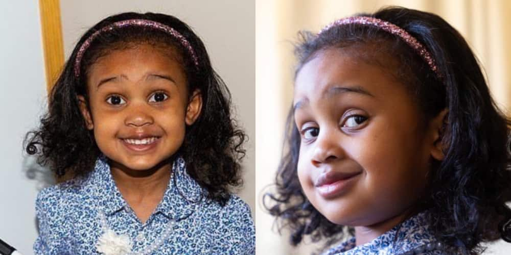 Meet 5-year-old the girl who became one of the youngest to be accepted into exclusive high-IQ club