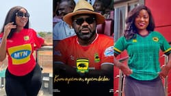 Meet 10 famous Ghanaians who are supporting Kotoko to defeat Hearts