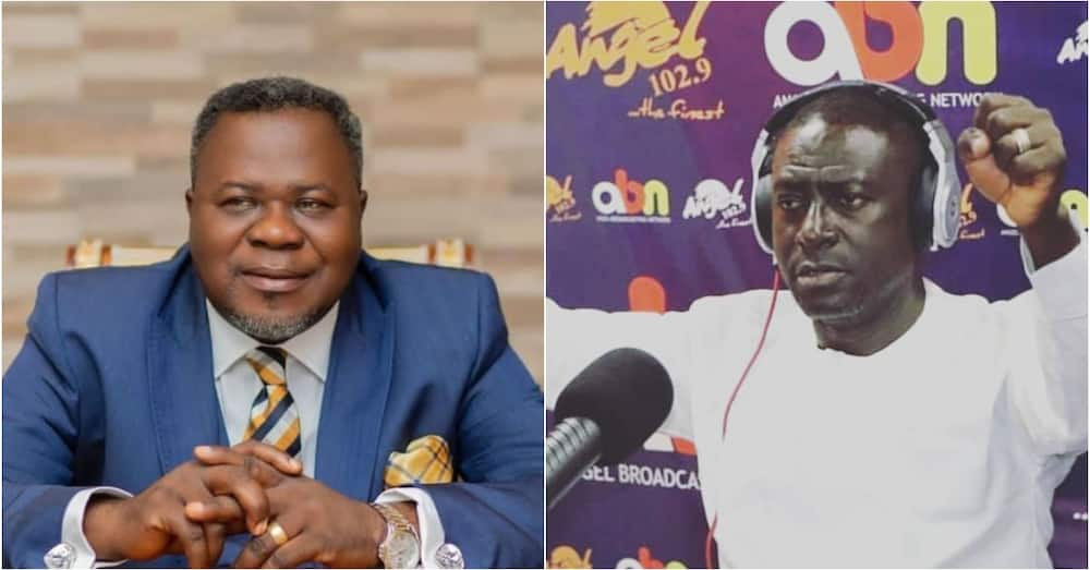 Captain Smart Finally Speaks On Suspension From Angel FM; Reveals What Kwaku Oteng Told Him (Video)
