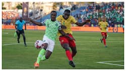 Odion Ighalo, Sadio Mane lead goalscorers' chart at AFCON 2019 in Egypt (see table)