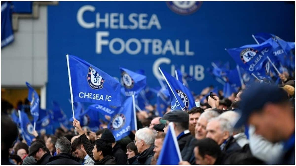 Chelsea fan gets lifetime ban for 'racially abusive language' in Man City game