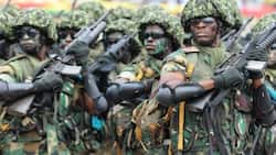 Ghana's military ranked the 107th strongest in the world out of 136 countries
