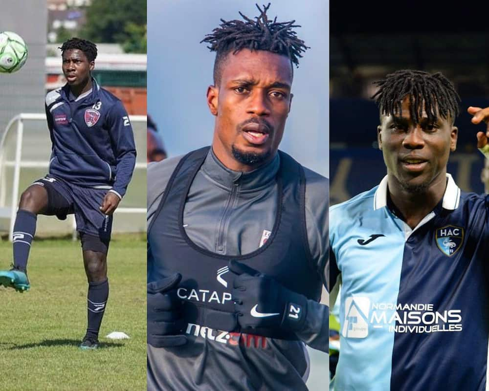 List of professional Ghanaian football players in France