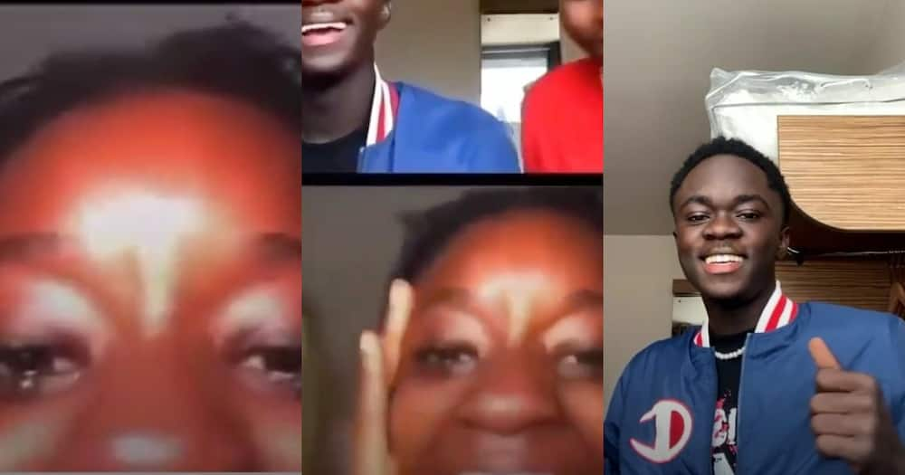 Yaw Tog makes Lady cry in new video; Ghanaians express their surprise