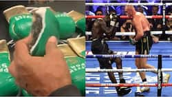 How Deontay Wilder accused WBA champion Tyson Fury of 'cheating' before their Trilogy fight