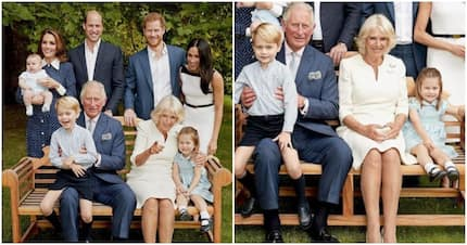 Prince Charles takes first photo shoot with his entire dynasty to celebrate his 70th birthday