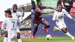 19-year-old Kamaldeen Sulemana makes French Ligue 1 Team of the Week