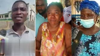 Sad twist: Husband and mother of Takoradi 'pregnant' kidnapped woman land in police trouble