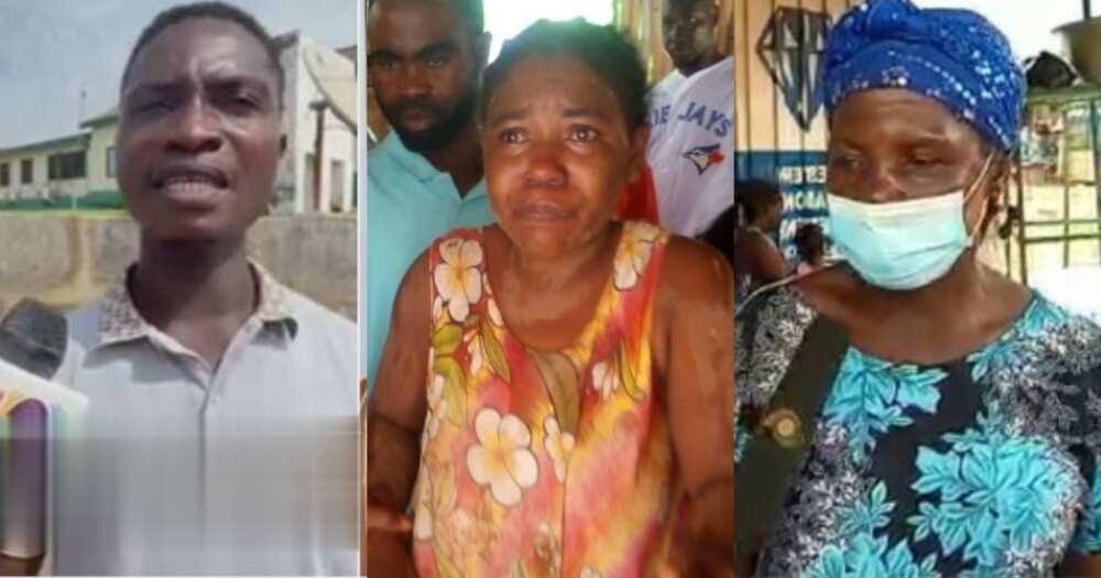 Takoradi Kidnapped 'Pregnant' Woman's Husband, Mother Arrested; Details Drop