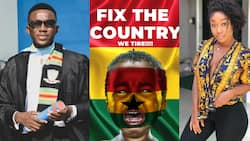 Details drop as #FixTheCountry organisers meet government officials, security chiefs over May 9 demo