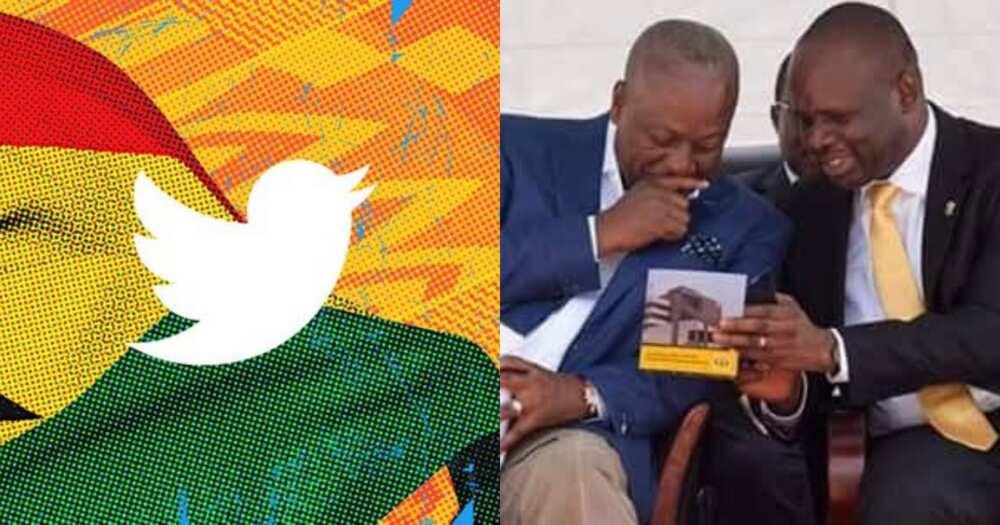 Twitter came to Ghana because of Mahama - NDC's Omane Boamah