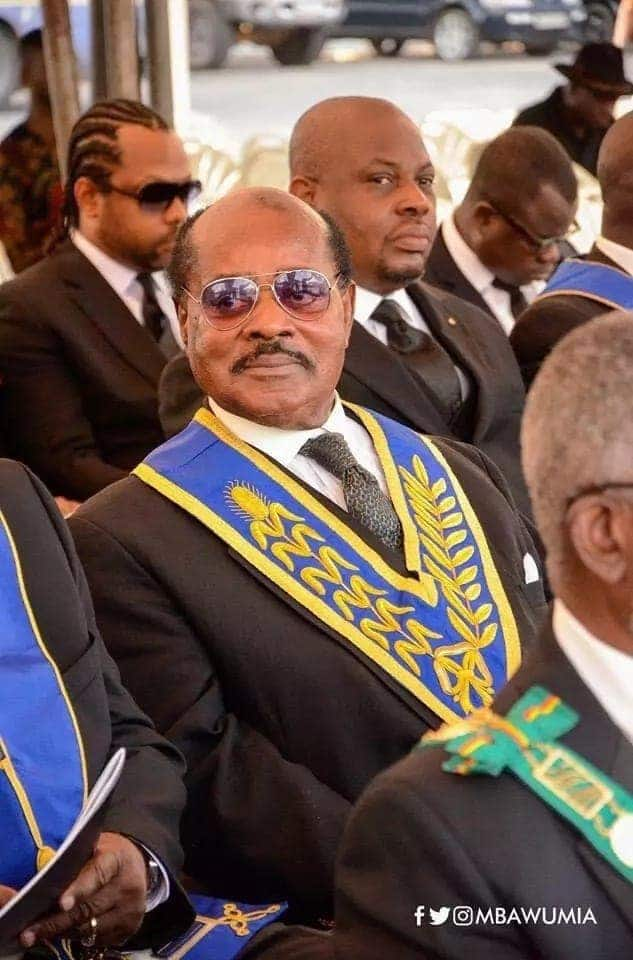 Former ambassador James Emmanuel Kwegyir Aggrey-Orleans dead
