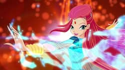 Winx Club characters: Winx Club, specialists paladins and wizards and extras