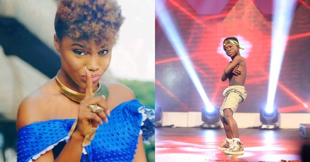 Becca donates salary as guest judge to Talented Kidz finalist; fans bash 'chisel' Sarkodie & Shatta