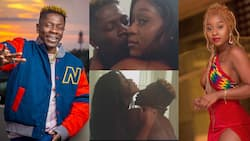 Shatta Wale speaks about intimate scene with Efia Odo in 'Bad Man' music video for the 1st time