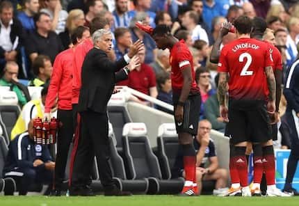 Pogba believes Jose Mourinho is 'trying to humiliate him'