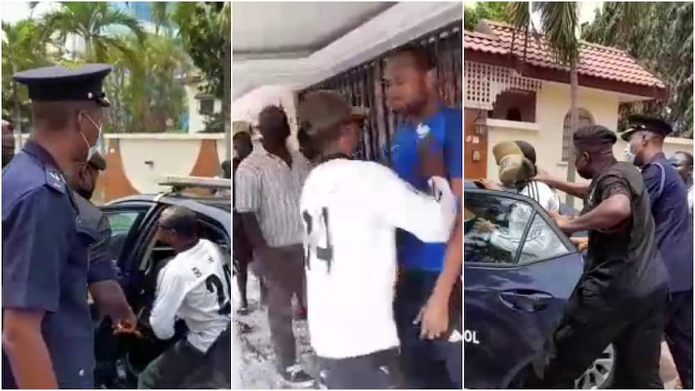 Alhaji Asuma Banda's Son Fadel Arrested For Breaking Into His Father's House