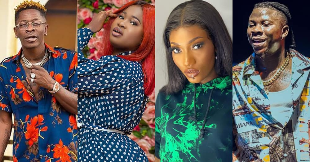 Beef - A publicity stunt? - A look at the Ghana Entertainment Industry