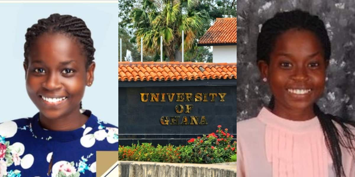 Lady who scored 8As in 2016 WASSCE becomes best 2020 Pharmacy graduate in Legon