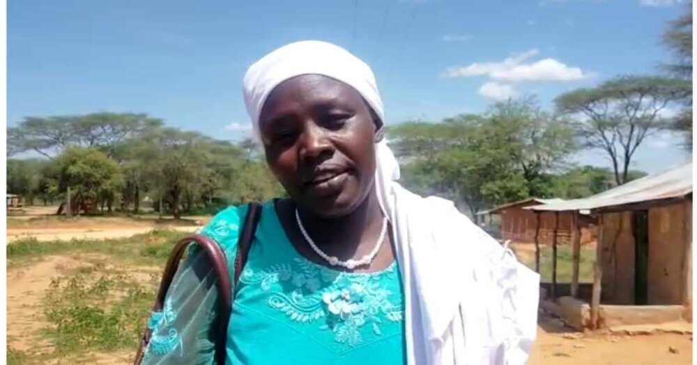 West Pokot Woman Who Married Holy Spirit Heads to Uganda for Honeymoon