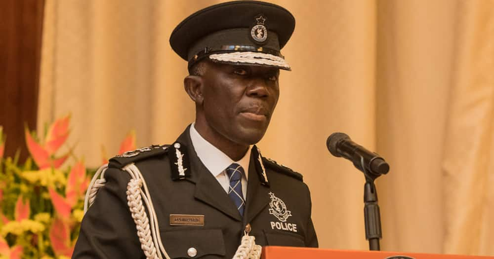 Dampare vows to make the Police Service better than he met it