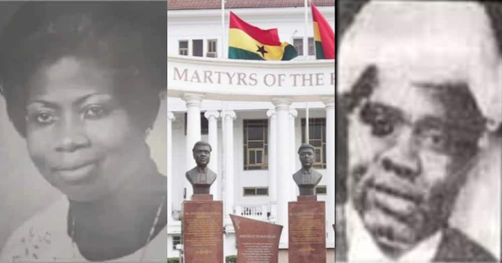 The sad day in Ghana's history when 3 high court judges were kidnapped & killed