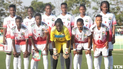 Black Queens of Ghana: games, stats and latest news