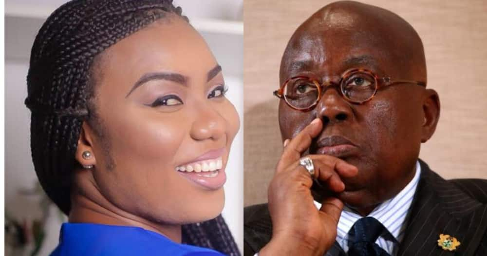 Akufo-Addo didn't fully start free SHS; he continued implementation - Bridget Otoo boldly claims