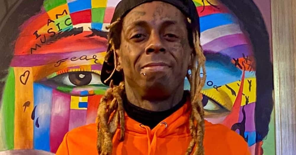 Lil Wayne dumped by model girlfriend reportedly for supporting Donald Trump