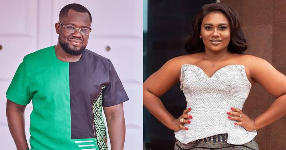 Giovani Caleb: TV3 Presenter Reveals Abena Korkor Apologised to him over Accusation that he Slept with her