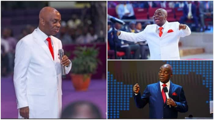 When we employed 7,000 pastors, social media was silent -David Oyedepo in video