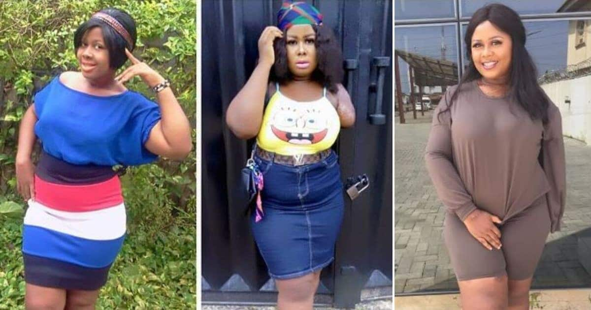 Female amputee recounts painful experience she had in a church
