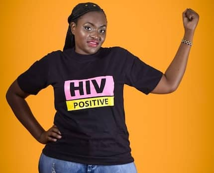 26-yr-old lady born with HIV stuns in breathtaking photos; shares bitter-sweet life story
