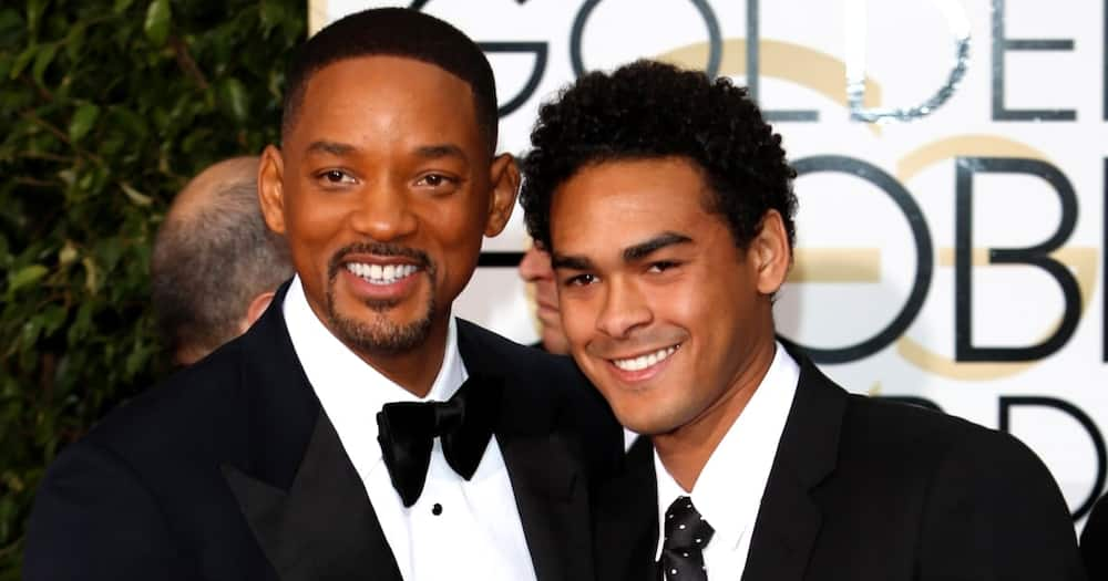 I love you: Actor Will Smith celebrates eldest son Trey's birthday with cute photo recreation