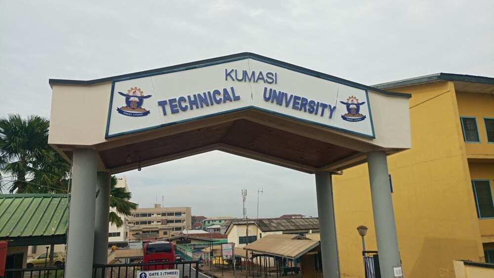 kumasi technical university short courses