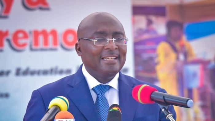 """Bawumia lists the """"demons and principalities"""" that will cause the defeat of NPP in 2024; greed is one of them"""