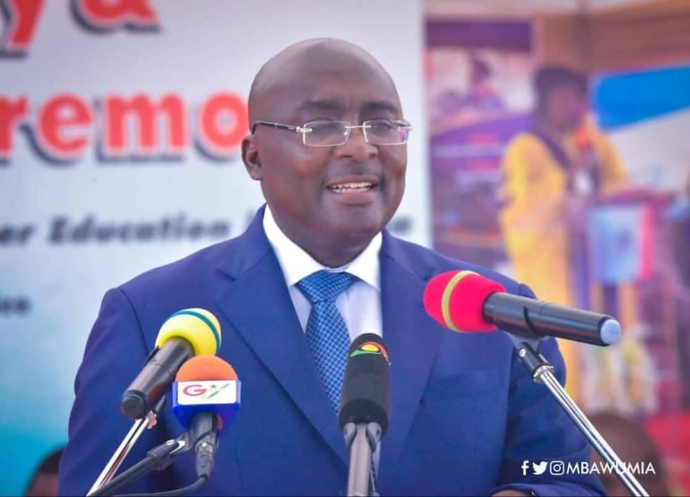 NPP spent $289m on 4 interchanges; NDC spent more on just I - Bawumia reveals