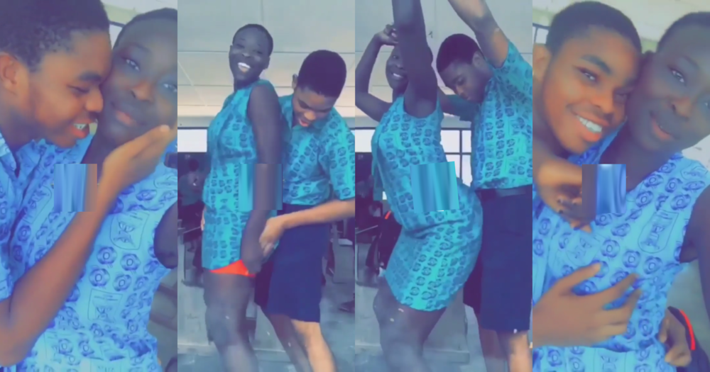 Video of Free SHS students raunchy dance to Shatta Wale's Miss Money causes stir