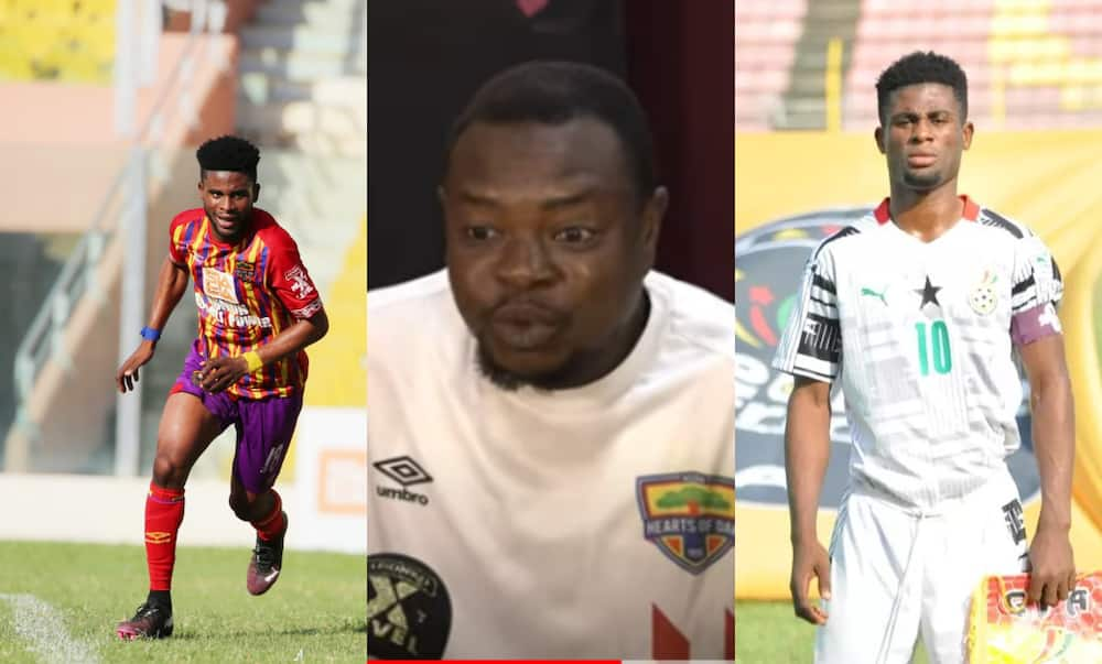 Popular Hearts fan justifies why Afriyie Barnieh deserves 2021 Ballon D'or nomination; video drops