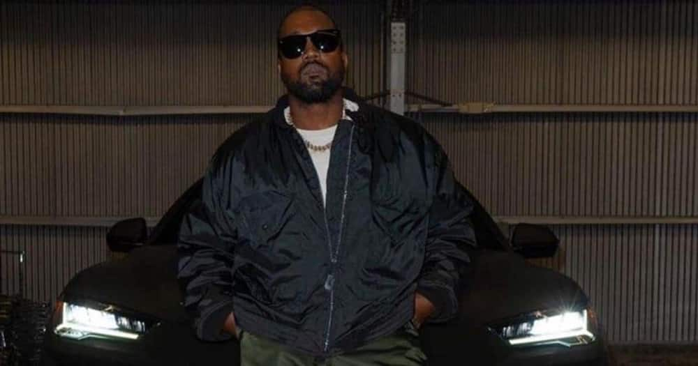 Kanye West pees on his Grammy award, shares video on social media