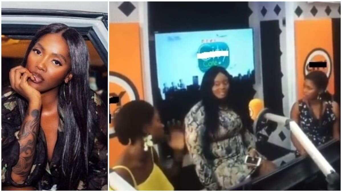 Tiwa Savage calls out CityFM OAPs mocking female artistes