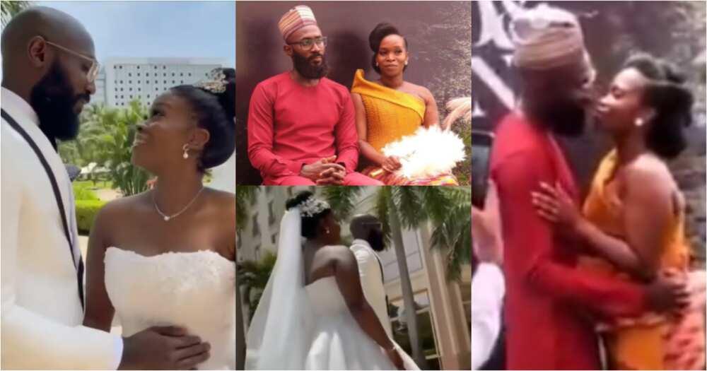 Despite media journalist Ambrose Wash weds longtime fiancée, best videos and photos emerge