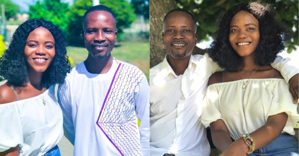 Rachel Shantel: Ghanaian lady celebrates her dad with powerful Father's Day message & photos