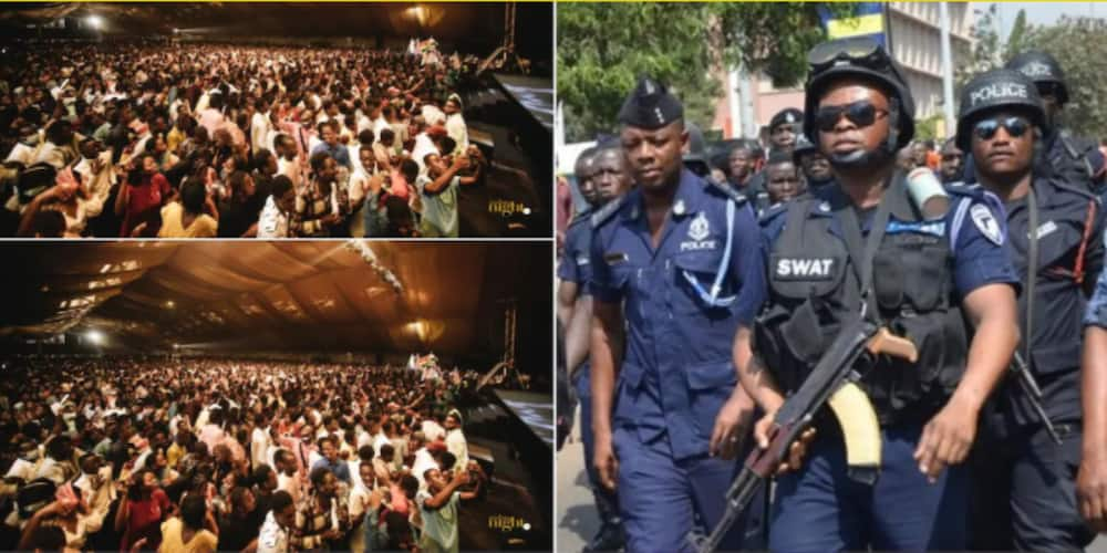 Pneumatica Night 2021: CID charges 4 members Of Christ Embassy Church for breaching Covid-19 protocols