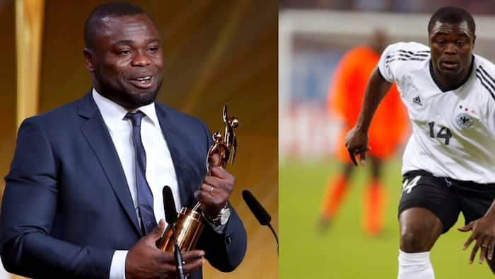 Gerald Asamoah opens up on why he opted to play for Germany instead of Ghana