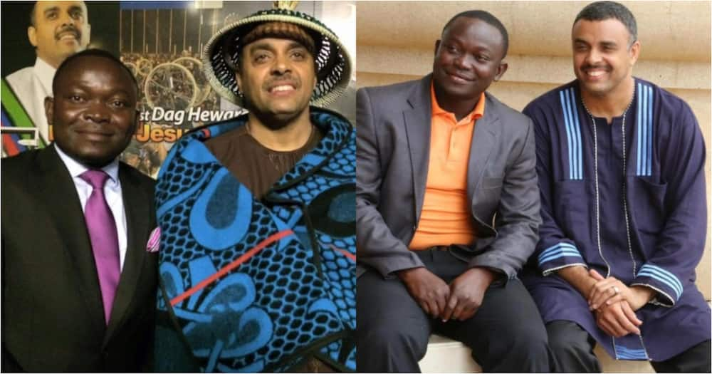He became everything I needed in a father - Lighthouse member celebrates Dag Heward-Mills amid SSNIT saga